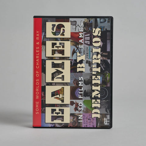 Eames in 30 Films by Eames Demetrios DVD