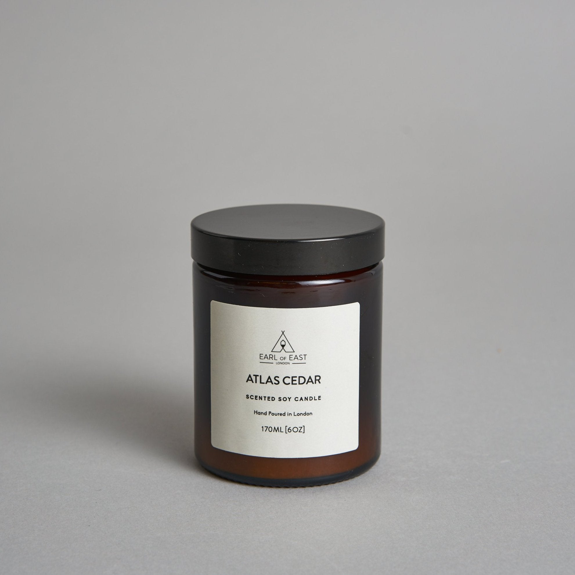 Soy Wax Candle - Atlas Cedar