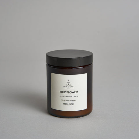 Soy Wax Candle - Wildflower