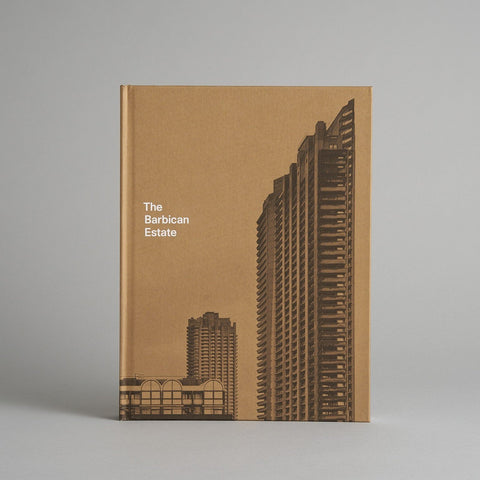 The Barbican Estate by Stefi Orazi