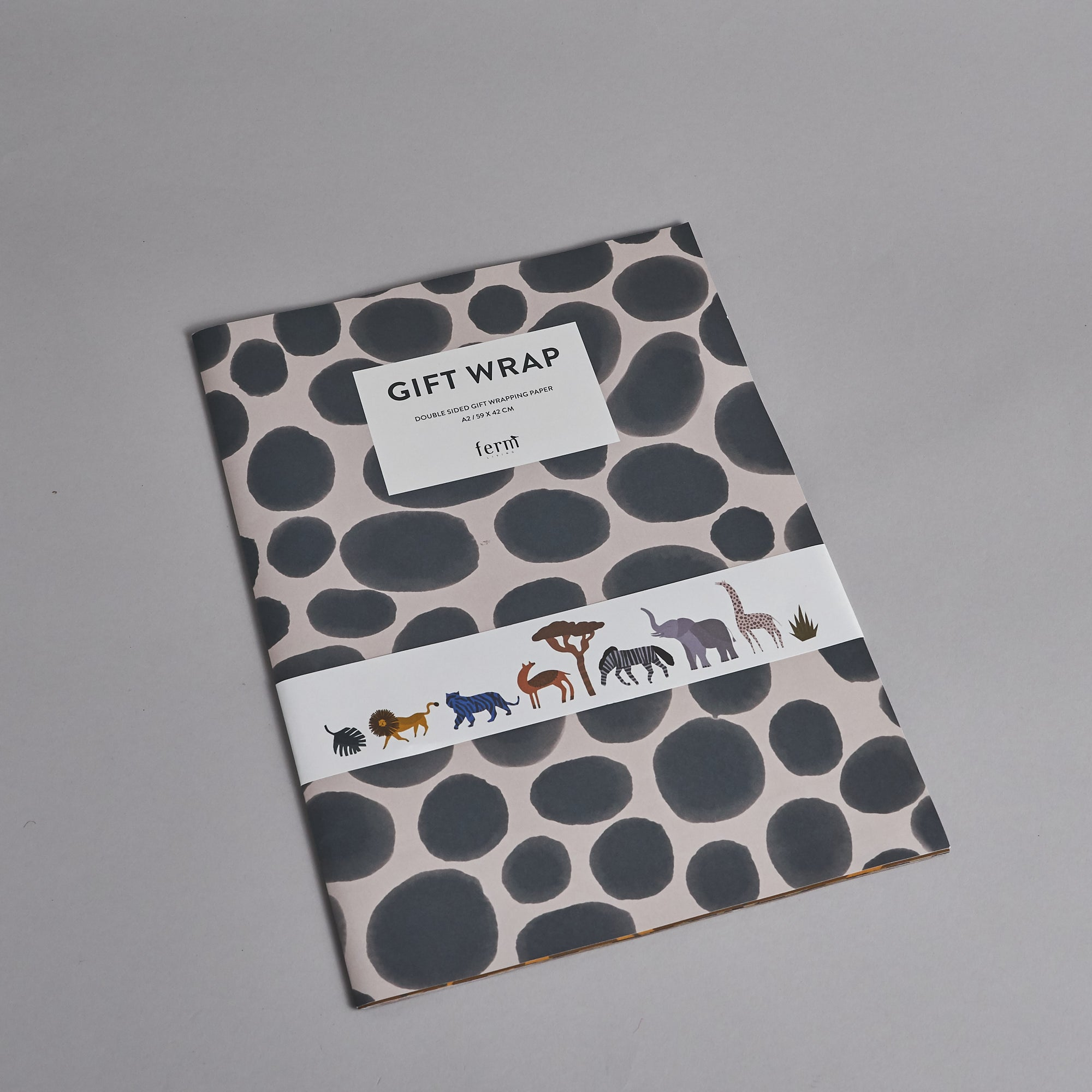 Safari Gift Wrapping Book