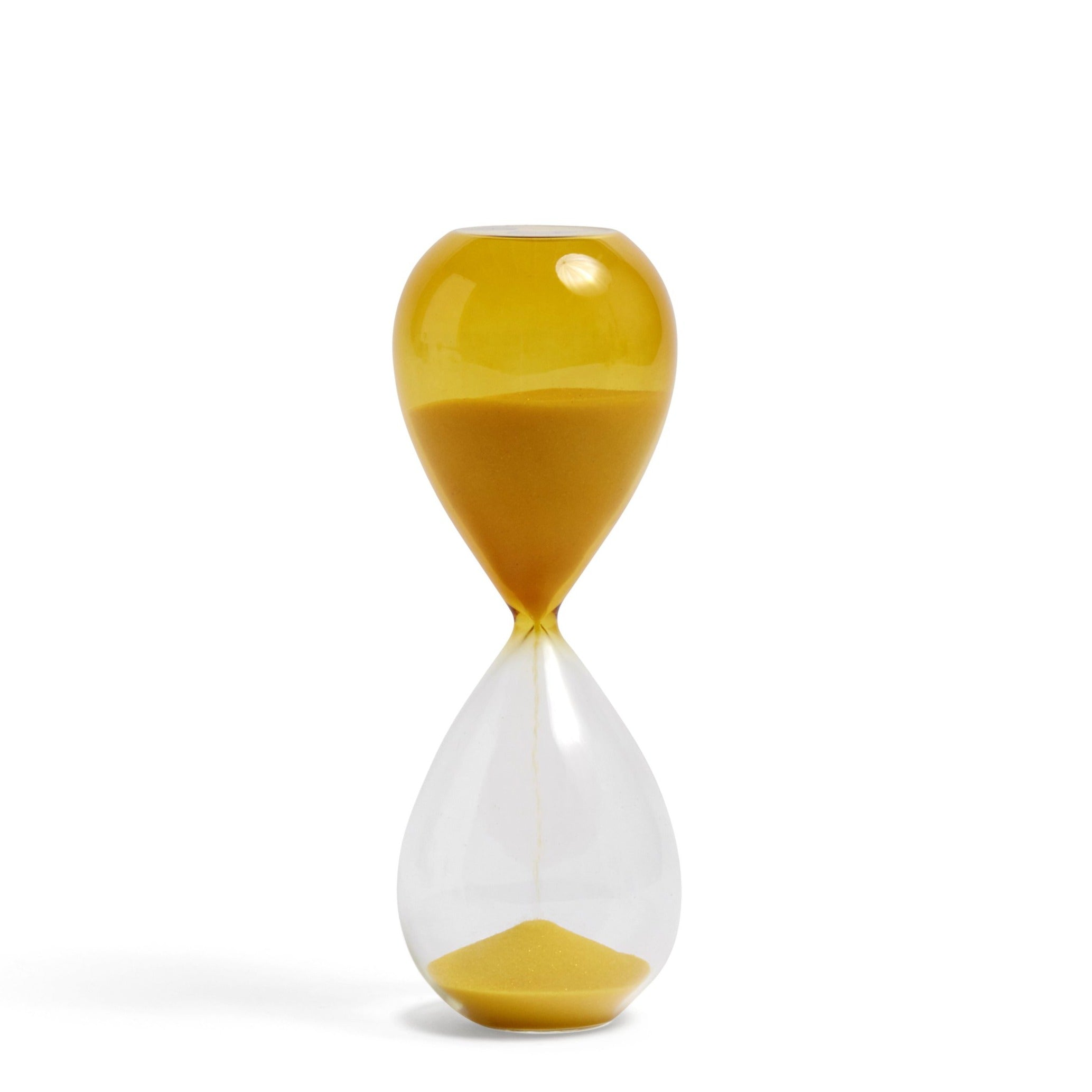 Yellow 15 Minute Sand Timer