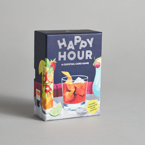 Happy Hour Cocktail Card Game