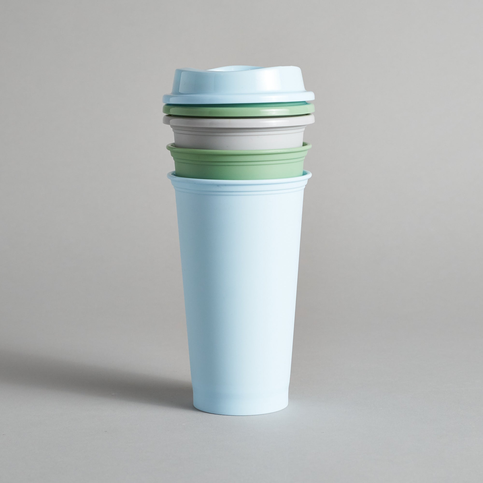 Paquet Reusable Coffee Cups Blue