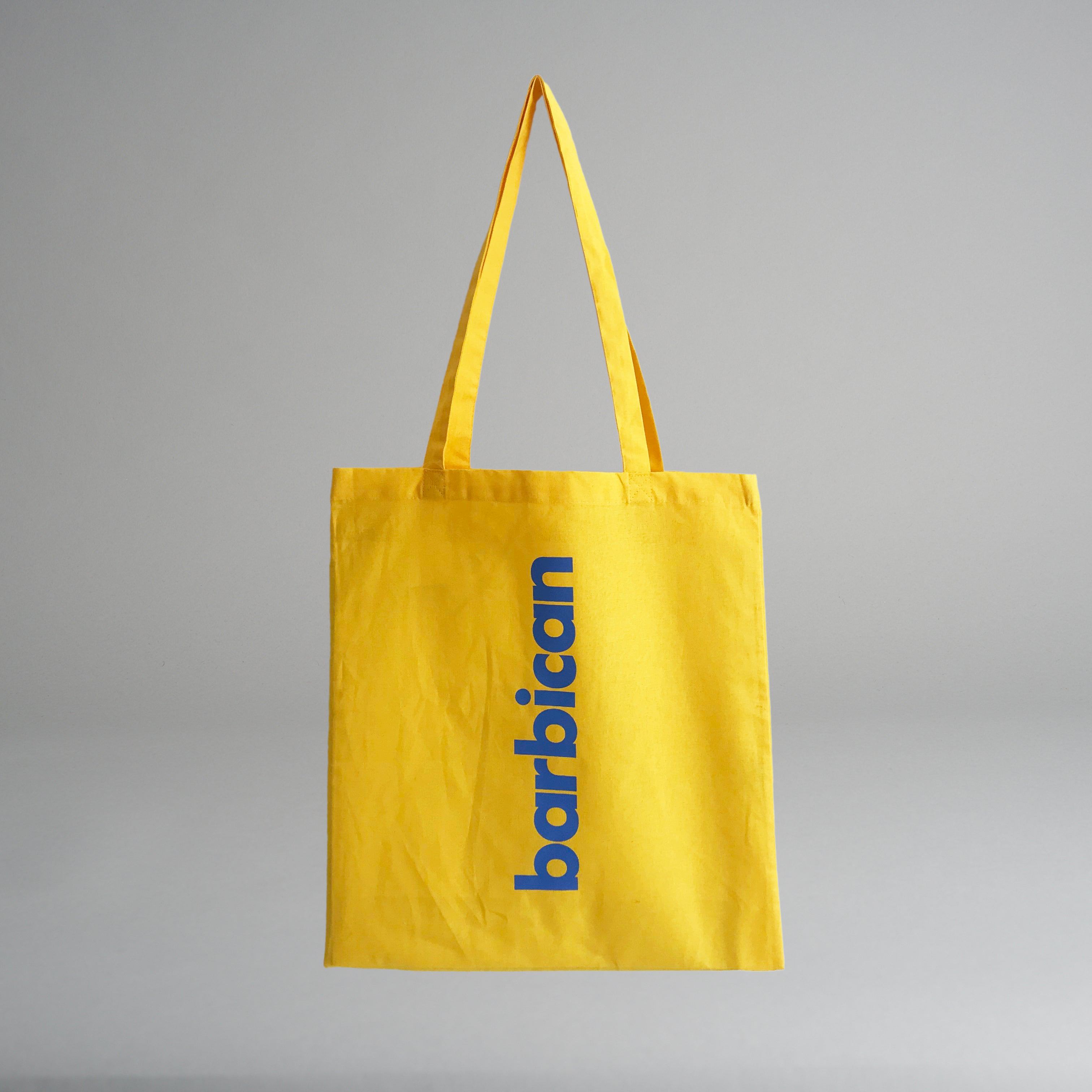 Two Tone Barbican Tote Bag