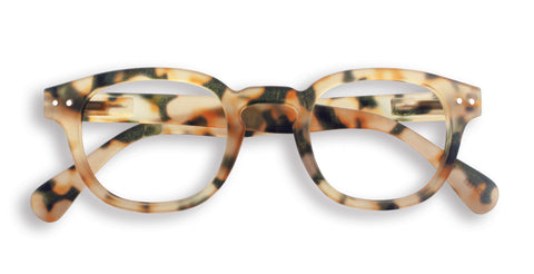 Light Tortoise #C Glasses