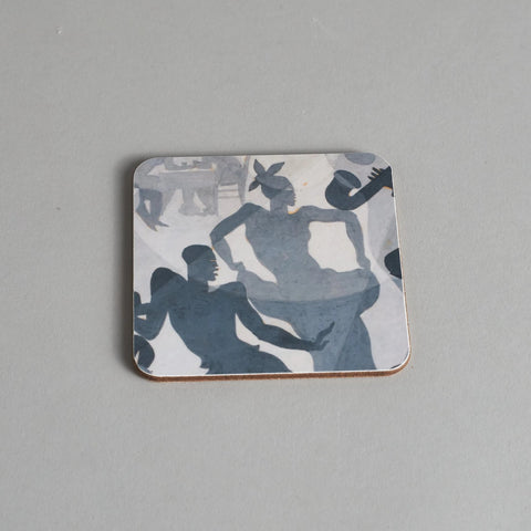 Into The Night Exhibition Coaster
