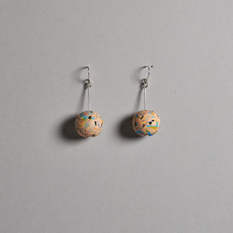 Ice Cream Melty Earrings by Jennifer Campbell