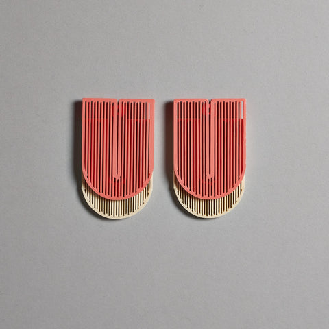 Tu Poly Earrings by Topodom
