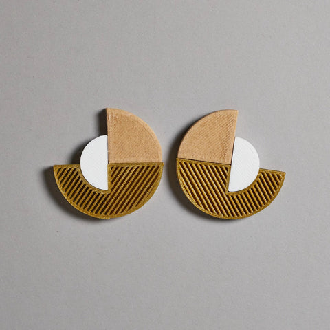 Sailboat Earrings by Topodom