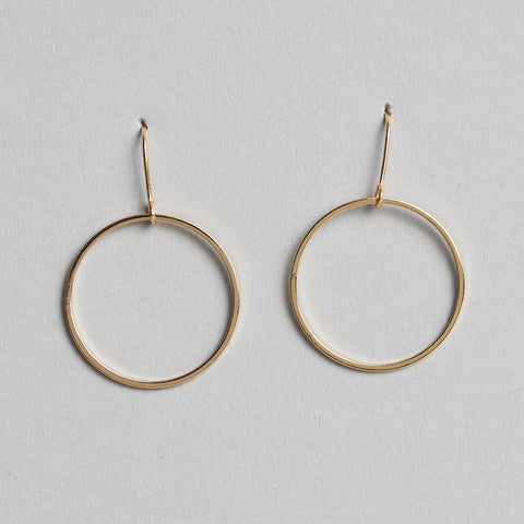 Alette Hoop Earrings