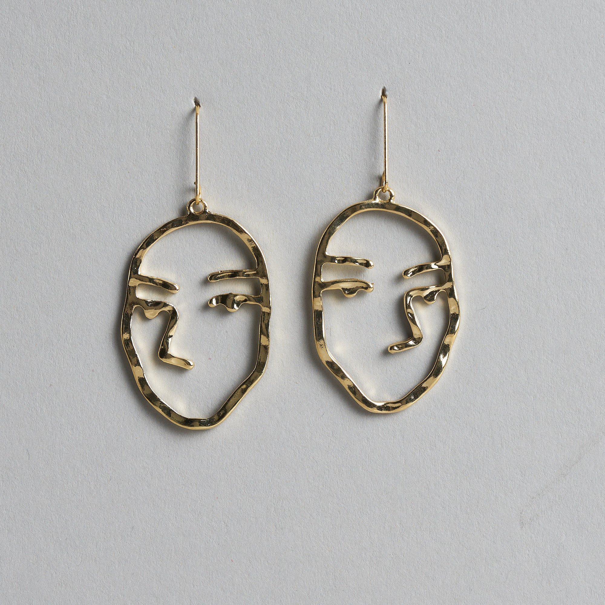 Juliette Face Earrings