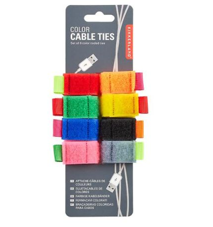 Cable Ties Assorted 8 Pack