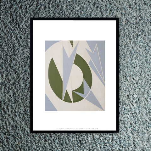 Olympic by Lee Krasner: Digital Print