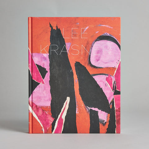 Lee Krasner Exhibition Catalogue