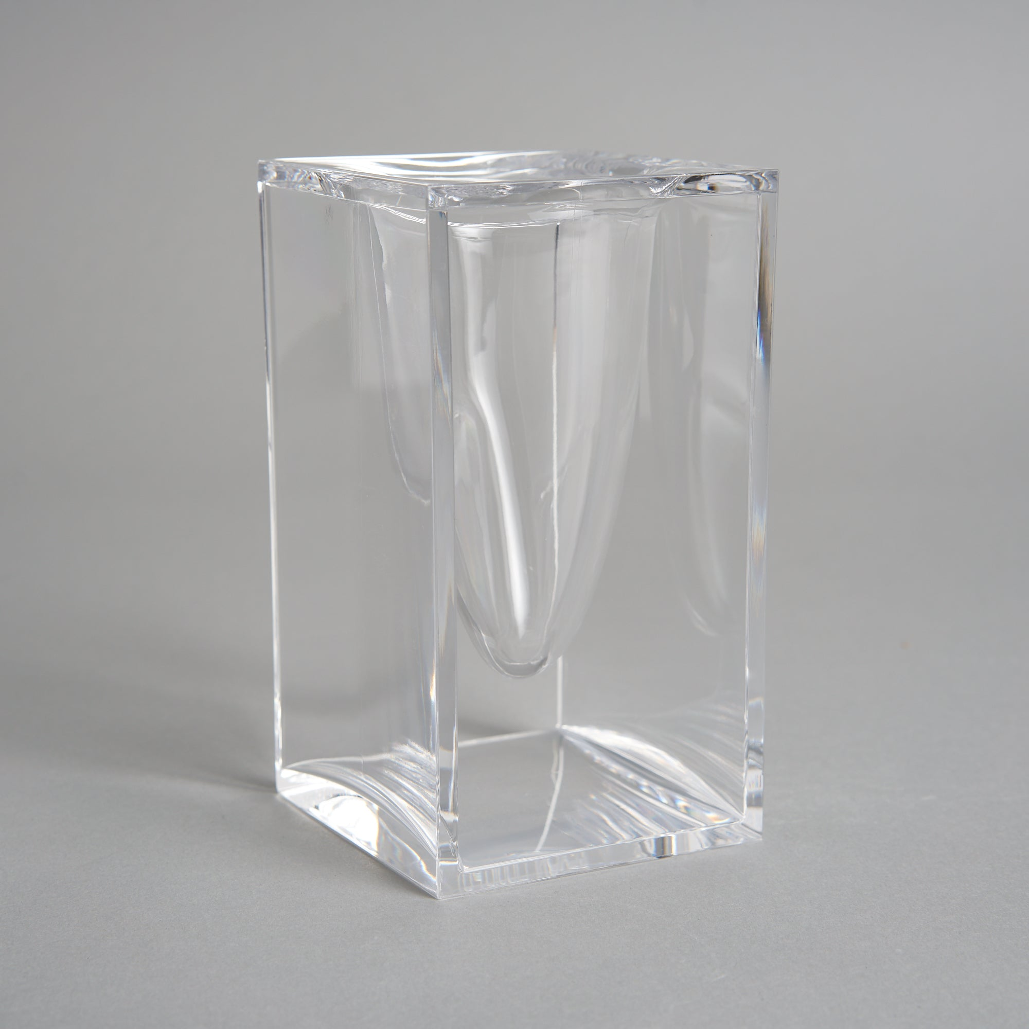 Clear Liquid Pencil Holder