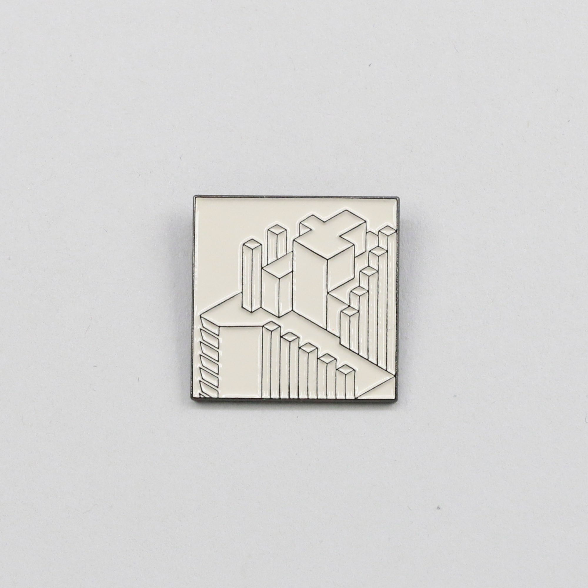 Barbican Architecture Collection Enamel Pin