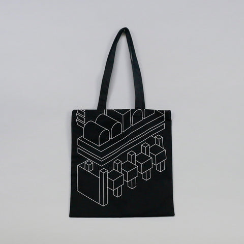 Barbican Architecture Collection Tote Bag