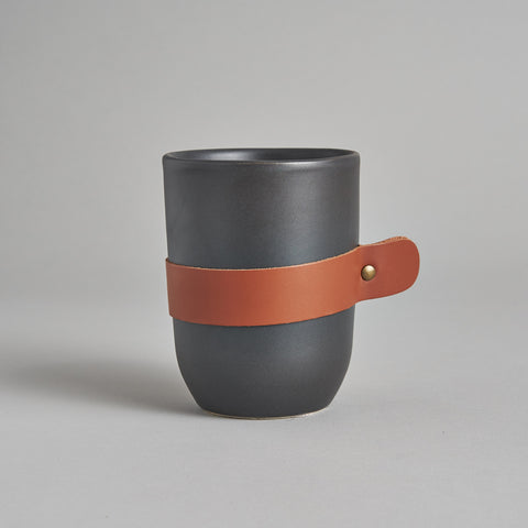 Grey Raw Mug by ISOL