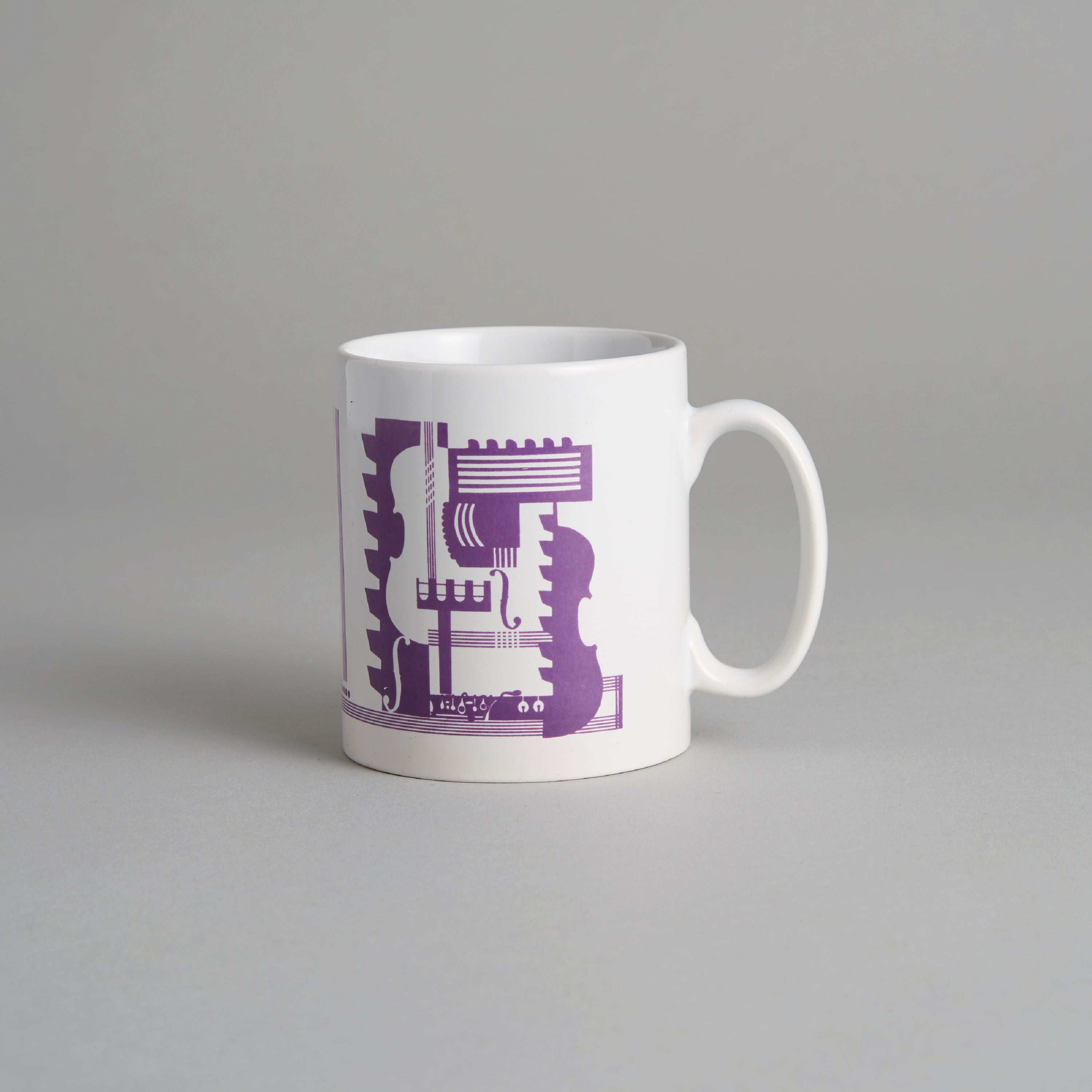 Rhythms Mug by Kate Farley