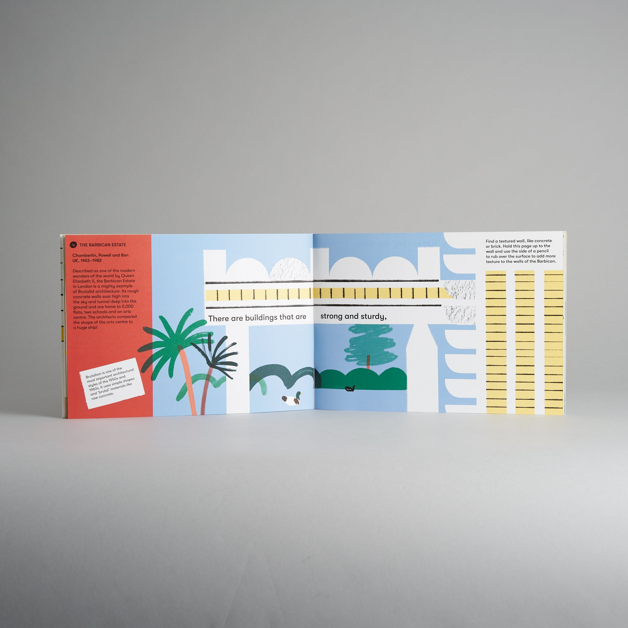 My Modern House By Charlotte Trounce Barbican Shop Sticker Activity Books Big And Mighty