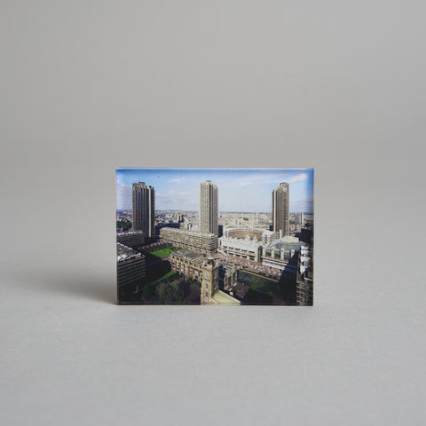 View from the Barbican Lakeside Magnet