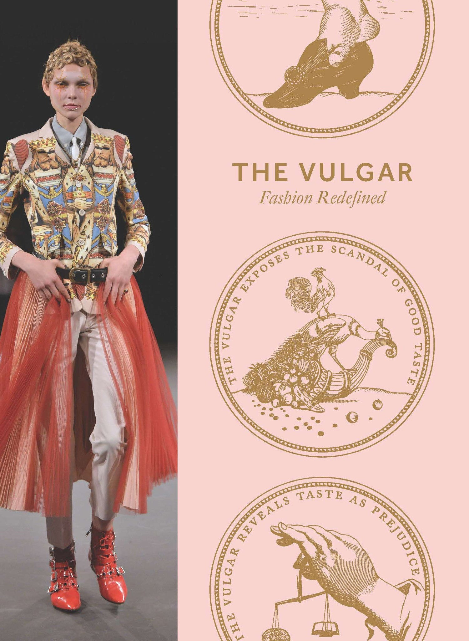 The Vulgar: Fashion Redefined Catalogue