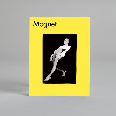 Michael Clark Exhibition Magnet