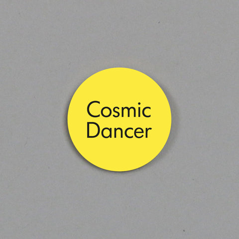 Cosmic Dancer Badge