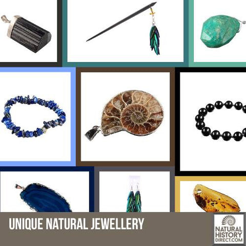 Quirky Natural Jewellery