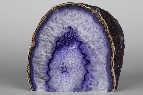 Agate Polished Free Standing | Vivid - Natural History Direct Online Shop - 1