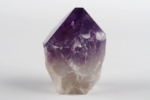 Amethyst Crystal Point - Natural History Direct Online Shop - 1