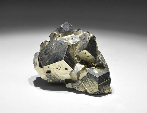 Natural History - Fine Pyrite Crystals - Natural History Direct Online Shop