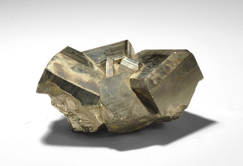 Natural History - Fine Pyrite Mineral Specimen - Natural History Direct Online Shop