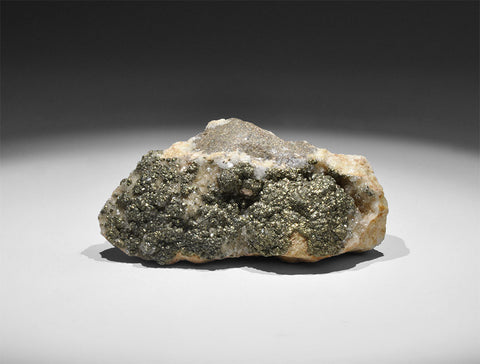Natural History - Marcasite on Dolomite Mineral Specimen - Natural History Direct Online Shop