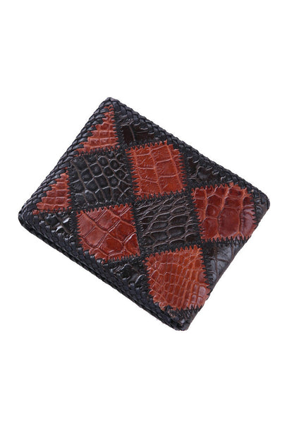 Wallet - Vintage Crocodile Skin - Natural History Direct Online Shop - 1