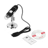1000X 8 LED Digital Microscope USB Camera Magnifier