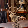 Resin Stag home furnishing