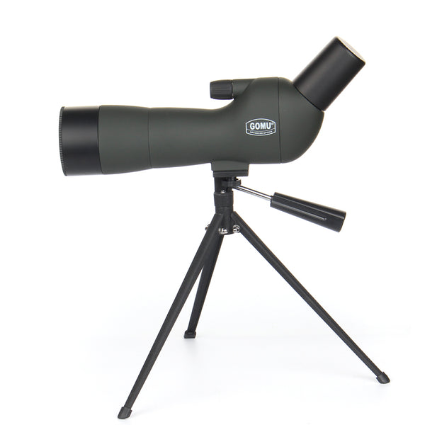 20-60X60 Zoom Monocular Telescope Spotting Scope with Tripod Carrying Bag for Birdwatching