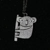 Casual Koala Necklace Pendant