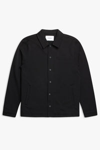 Woodbird Brenti Shirt Shirts Black