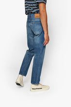 Load image into Gallery viewer, Woodbird Doc Blue Vintage Jeans Jeans Blue Vintage