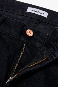 Woodbird Doc Nigth Jeans Jeans Black