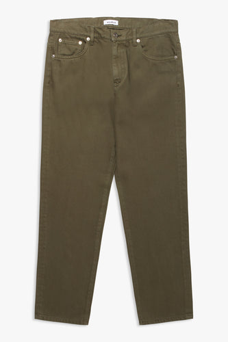 Woodbird Doc Twill Pants Jeans Army