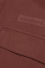 Load image into Gallery viewer, Woodbird Hoxen Work Shirt Shirts Clay Brown