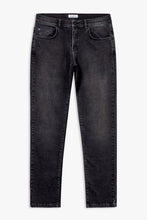 Load image into Gallery viewer, Woodbird Matti Coal Jeans Jeans Grey