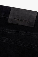 Load image into Gallery viewer, Woodbird Matti Jeans Jeans Black