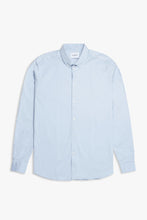 Load image into Gallery viewer, Woodbird Trime L/S Shirt Shirts Light Blue
