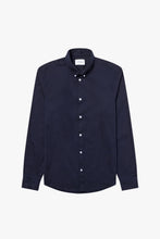Load image into Gallery viewer, Woodbird Trime L/S Shirt Shirts Navy