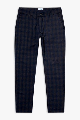 Woodbird Steffen Defeat Pant Pants Forrest Check